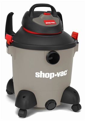5982100 10G 5HP SHOP VAC