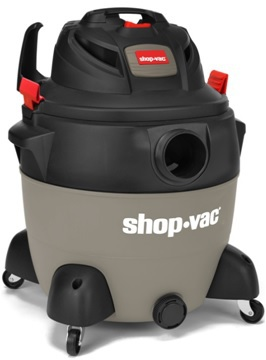 8252600 16G 6.5HP SHOP VAC