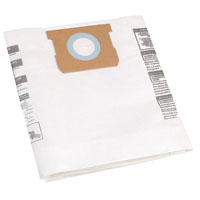 Shop-Vac 9066100 5-6GAL SML PAPER COLLECTION BAG