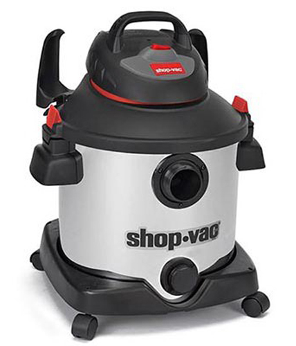 VACUUM WET/DRY 5HP 8GALLON