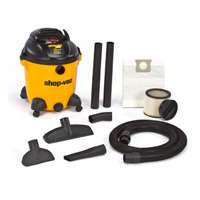 Shop-Vac 9651200 5.0-Peak Hp Pro Series Wet Or Dry Vacuum, 12-Gallon