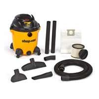 Shop-Vac 9651200 5.0-Peak HP Pro Series Wet or Dry Vacuum, 12-Gallon
