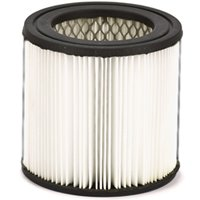 Shop-Vac 9032900 Cartridge Filter, For Use With 4041100 and 4041200 Ash Vacuum HEPA Filters