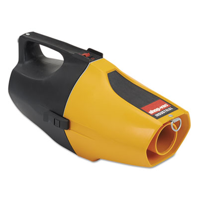 Hippo Handheld Vacuum, 6.8 A, 9lb, Yellow/Black