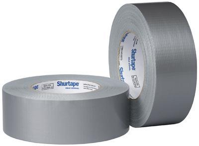 PC-595 2X60YD SILVER DUCT TAPE