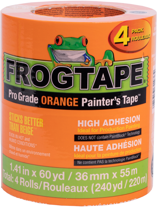 242808 4PK 36X55M OR FROG TAPE