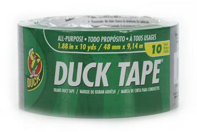761288 2 IN. X10YD SILV DUCT TAPE