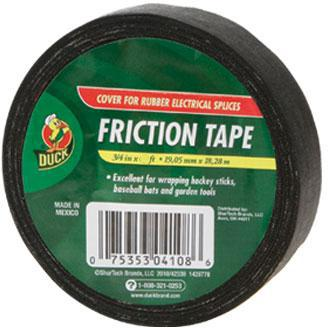 F-3 3/4 IN. X30 FT. FRICTION TAPE