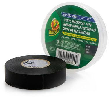 667 3/4X66 FT. 7MIL ELECTRIC TAPE