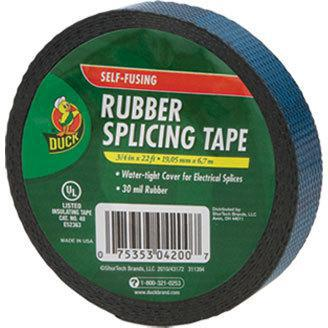 04200 3/4X22 FT. RUBBER TAPE