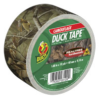 TAPE DUCT REAL WOODS CAMO 10YD