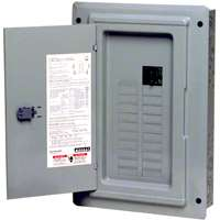 Murray LC1224B1100 Load Center, 120/240 V, 100 A, Main Breaker