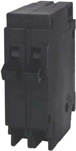 Murray MP1520 Duplex Type MH-T Circuit Breaker, 120/240 VAC, 15 - 20 A, 1 P, 10 kA