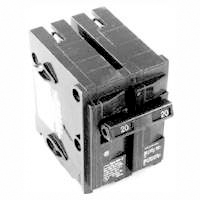 MES MP220 Type MP-T Circuit Breaker, 120/240 VAC, 20 A, 2 P, 10 kA