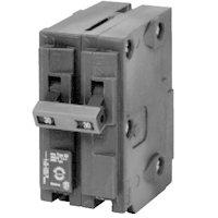 MES MQ250 Type MSQ Circuit Breaker, 120/240 VAC, 50 A, 2 P, 10 kA