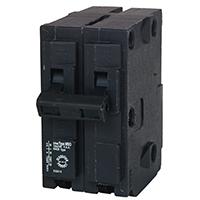 Murray MQ240 Type MSQ Circuit Breaker, 120/240 VAC, 40 A, 2 P, 10 kA
