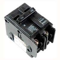 MES MP2100 Type MP-T Circuit Breaker, 120/240 VAC, 100 A, 2 P, 10 kA