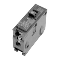 MES MP115 Type MP-T Circuit Breaker, 120/240 VAC, 15 A, 1 P, 10 kA