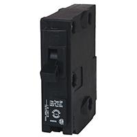 Murray MQ115 Type MSQ Circuit Breaker, 120 VAC, 15 A, 1 P, 10 kA