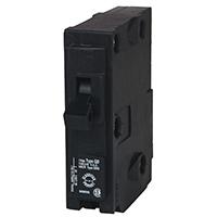 Murray MQ120 Type MSQ Circuit Breaker, 120 VAC, 20 A, 1 P, 10 kA