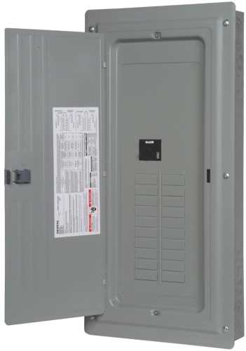 SIEMENS MAIN BREAKER LOADCENTER 200A 20-40 NEMA 1