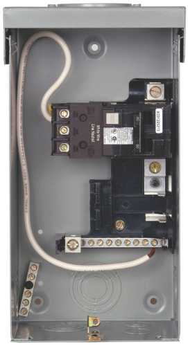 MURRAY LW004NRSPA50 SPA PANEL, 60 AMP