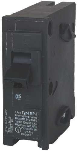 MURRAY MP140 CIRCUIT BREAKER, 40 AMP, 1 POLE, 120 VOLT