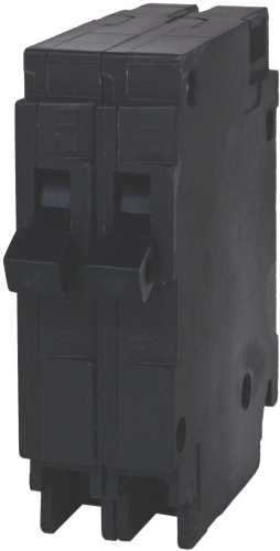 MURRAY MP1520 CIRCUIT BREAKER, ONE 15 AMP AND ONE 20 AMP SINGLE POLE, 120 VOLT