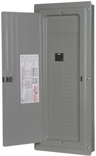 MURRAY LC1632B1200 LOAD CENTER, 16 SPACES, 32 CIRCUITS, 200 AMP, MAIN BREAKER