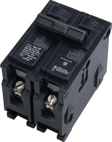 SIEMENS Q280 CIRCUIT BREAKER, 80 AMP, 2 POLE, 240 VOLT