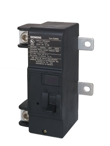 MURRAY MBK200M MAIN CIRCUIT BREAKER, 200 AMP, FOR USE IN ROCK SOLID TYPE LOAD CENTERS