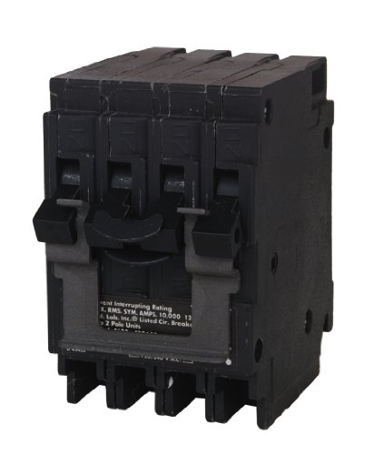 QT TRIPLEX BREAKER TWO 20 AMP 1 POLE AND ONE 50 AMP 2 POLE