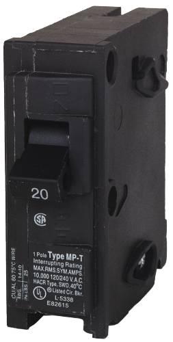 Siemens QP PLUG-IN 1-POLE BREAKER 15A per 6 EA