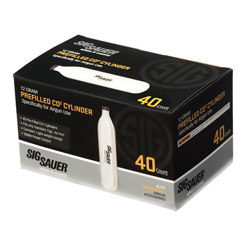 Sig Sauer CO2 12 GR 40 PACK