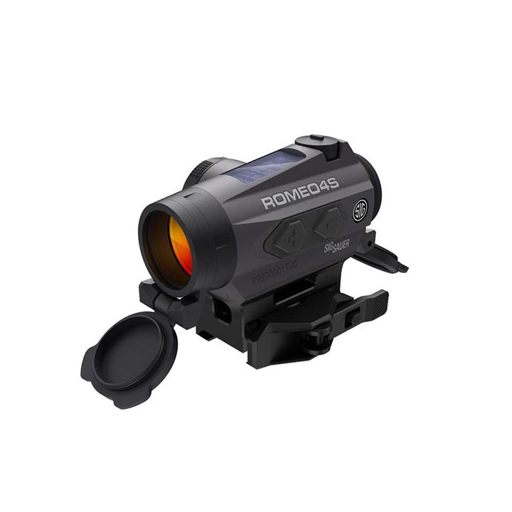 Sig Sauer ROMEO45 1x20mm Solar Powered Circle Red Dot Sight