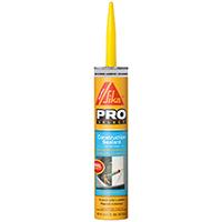 Sikaflex 90629/C437522 Non-Staining Construction Sealant, 10.1 oz, Cartridge, Aluminum Gray