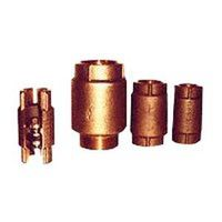 Simmons SB Check Valve, 1 in, FPT, 400 psi, Silicon Bronze Cast