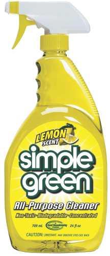 simple green all purpose cleaner 32 oz lemon scent