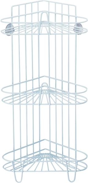 SHOWER CADDY 3TIER WHITE