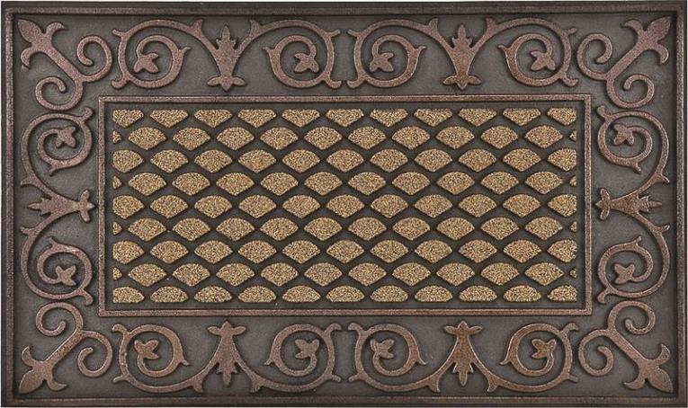 MAT DOOR WALNUT 18IN X 30IN