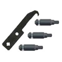#3 SQ INSERT BIT PACK 3PC