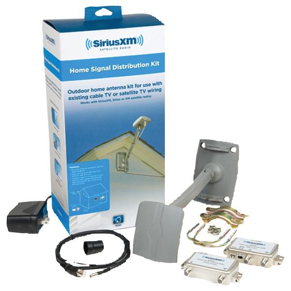 SIRIUS-XM SXHDK1 SiriusXM Universal Home Signal Distribution Kit