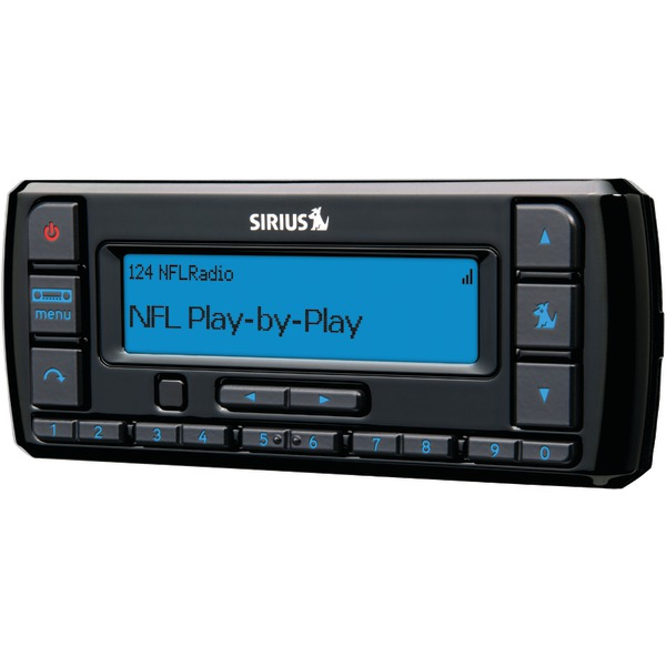 SiriusXM SSV7V1 Stratus 7 Satellite Radio with PowerConnect Vehicle Kit
