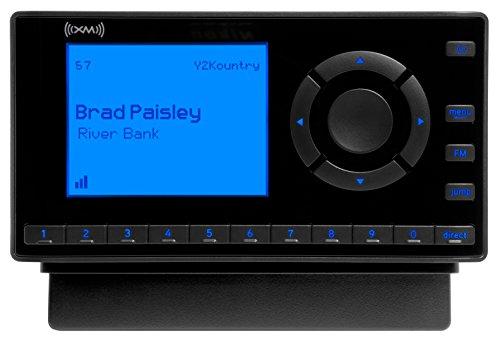 SiriusXM XEZ1V1 Onyx EZ Satellite Radio with PowerConnect Vehicle Kit