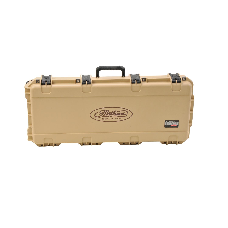 SKB Mathews iSeries Small Bow Case - Tan