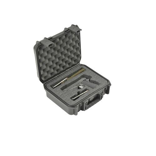 SKB Corporation 3i-1209-SP iSeries Pistol Case Black