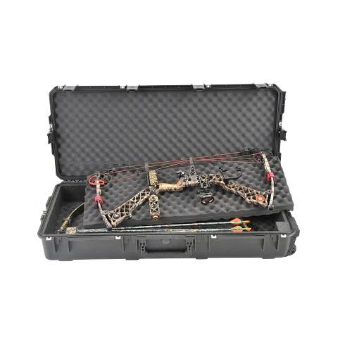 SKB Corporation 3i-4217-DB i-Series Bow/Rifle Case Black