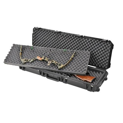 SKB Corporation 3i-5014-DB i-Series Bow/Rifle Case Black