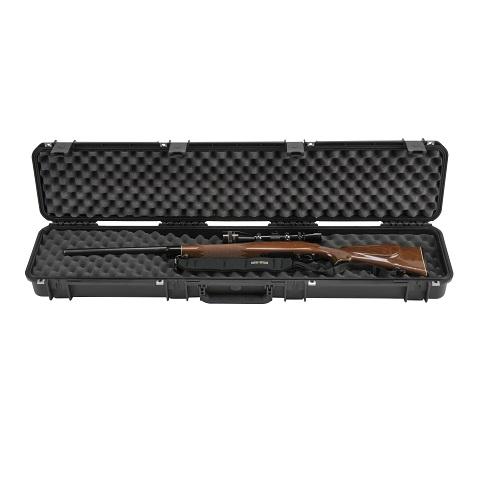 SKB Corporation  3i-4909-SR i-Series Single Rifle Case Black