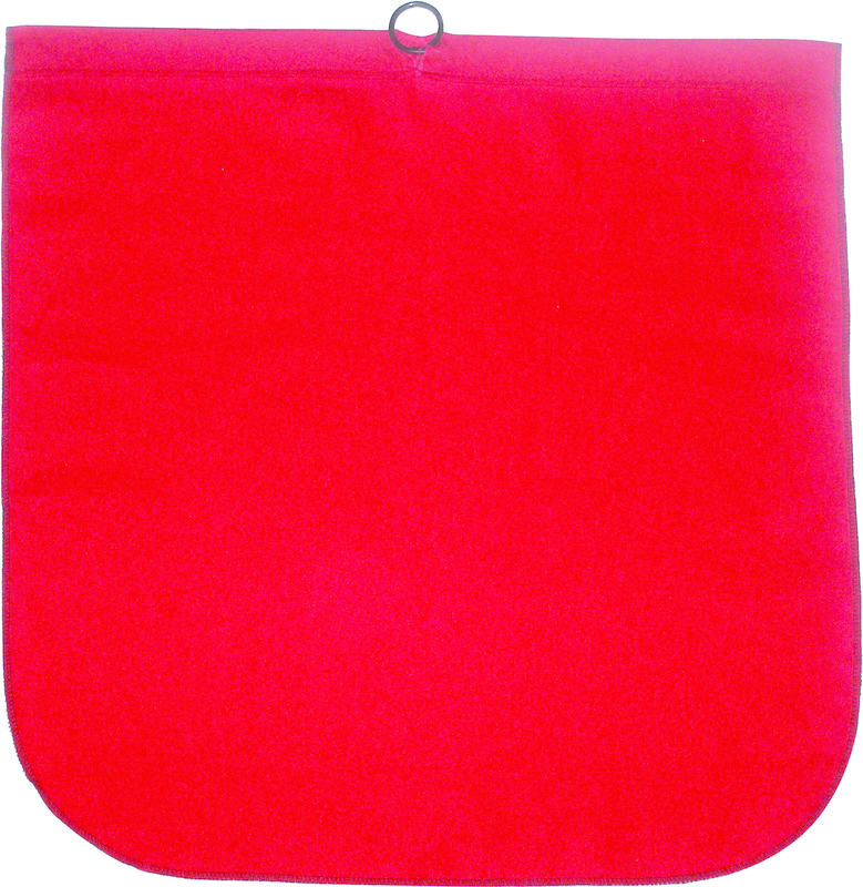 4989311 18X18 RED SAFETY FLAG